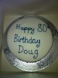 80th Birthday Doug