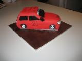 Peugeot rally cake3
