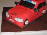 Peugeot rally cake2