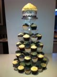 Giant cupcake tower 2