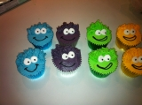 Puffle Cupcakes 2
