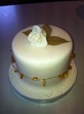 Dummy sample cake